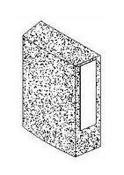 Шлифовальные элементы для алюминия, 10 шт. Comec (Италия) арт. MTB095