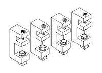 Фиксаторы  для корзин сцепления 4 шт. Comec (Италия) арт. RTV580