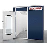 Комната для смешивания красок 3,6 х 2,4 х 2,55 м. Saima (Италия), фото 1
