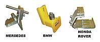Специальные зажимы для MERSEDES, BMW, HONDA, ROVER Spanesi (Италия) арт. 90201910, фото 1