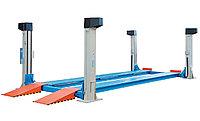 Подъемник четырехстоечный г/п 20000 кг. платформы гладкие OMCN (Италия) арт. 407, фото 1
