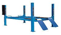 Подъемник четырехстоечный г/п 5000 кг. платформы гладкие Slift (Германия) арт. CM II 4.50