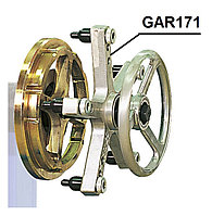 """Адаптер """"звезда"""" с 5-ю крепежными отверстиями (3х170,186,205,222,245) Ravaglioli (Италия) арт. GAR171"""