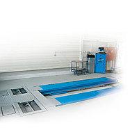 Подъемник ножничный г/п 4200 кг. напольный, платформы гладкие с люфт-детектором Ravaglioli (Италия) арт. RAV640.6.55, фото 1