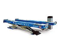 Подъемник ножничный г/п 4200 кг. напольный, платформы для сход-развала Ravaglioli (Италия) арт. RAV640.2, фото 1