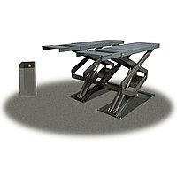Подъемник ножничный короткий г/п 4000 кг. заглубляемый  Werther-OMA (Италия) арт. StratosS39(OMA530C)_grey, фото 1