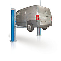 Подъемник двухстоечный г/п 3700 кг. электромеханический Ravaglioli (Италия) арт. KPN345WELIK, фото 1
