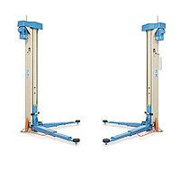 Подъемник двухстоечный г/п 3500 кг. электромеханический OMCN (Италия) арт. 199/GAMMA, фото 1