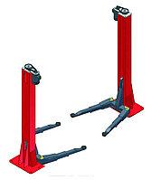 Подъемник двухстоечный г/п 5000 кг. электромеханический Werther-OMA (Италия) арт. 305BL, фото 1