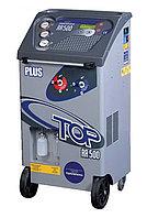 Cтанция автоматическая для обслуживания систем кондиционирования TopAuto (Италия) арт. RR500-1234PlusTFT