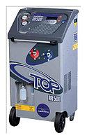 Станция полуавтоматическая для обслуживания систем кондиционирования TopAuto (Италия) арт. RR500-1234