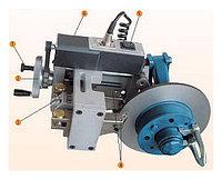 Станок для проточки тормозных дисков легковых автомобилей без снятия Comec (Италия) арт. TD302