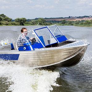 металлические лодки