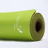 Коврик для йоги и фитнеса (йога мат, каремат)