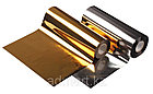 Металлизированная пленка золото-глянцевое (9286) 1м, фото 2