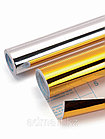 Металлизированная пленка золото-глянцевое (9286) 1м, фото 3