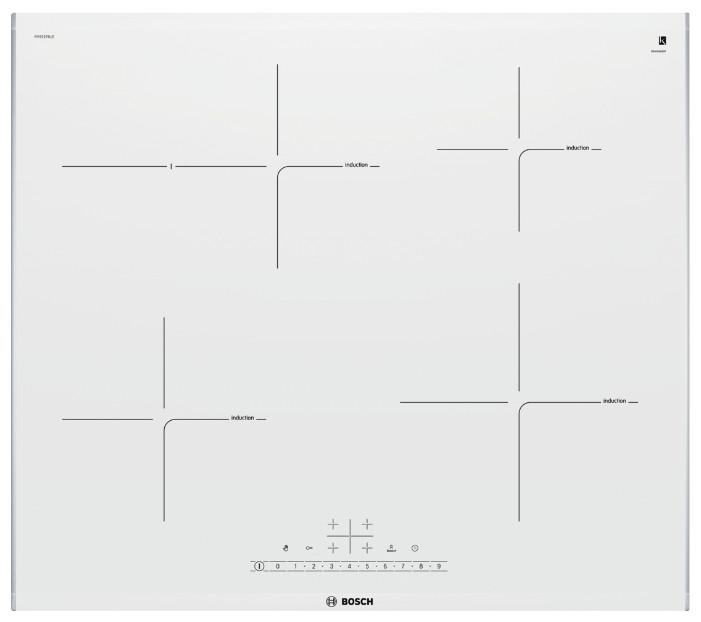 Варочная поверхность индукционная Bosch PIF 672FB1E
