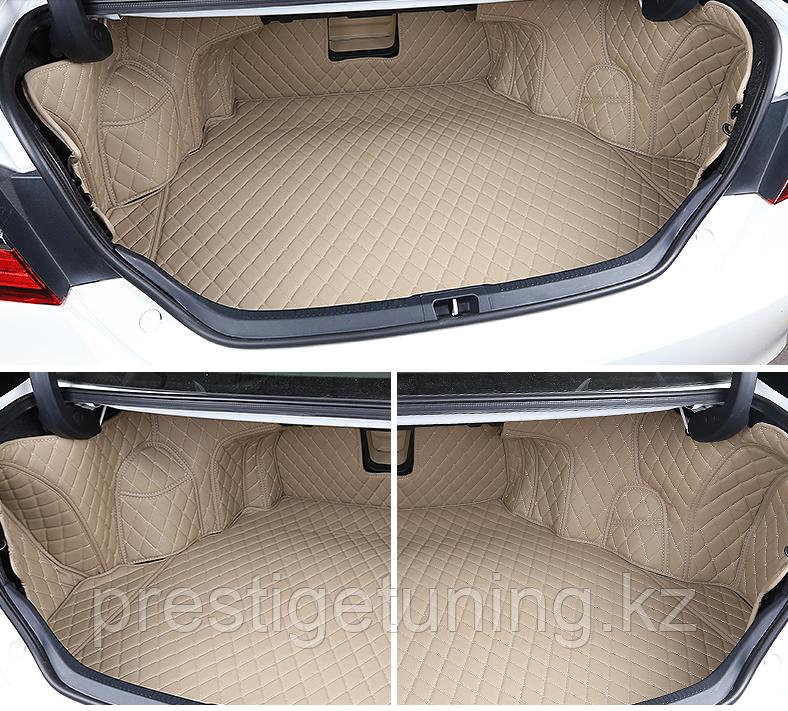3D Коврик в багажник на Camry V50/55