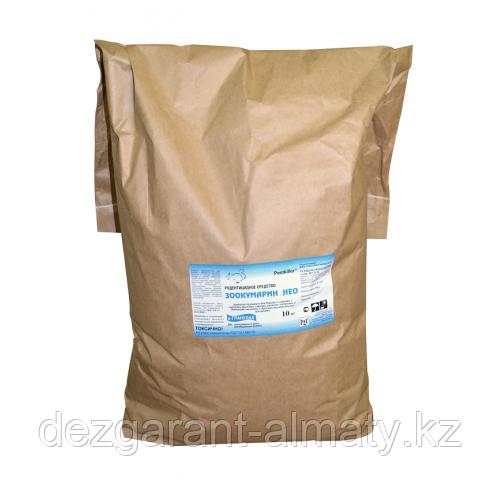 Зоокумарин - НЕО гранулы (мешок 10 кг). Средство от грызунов