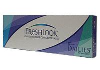 Однодневные цветные контактные линзы Freshlook (10 блистеров)