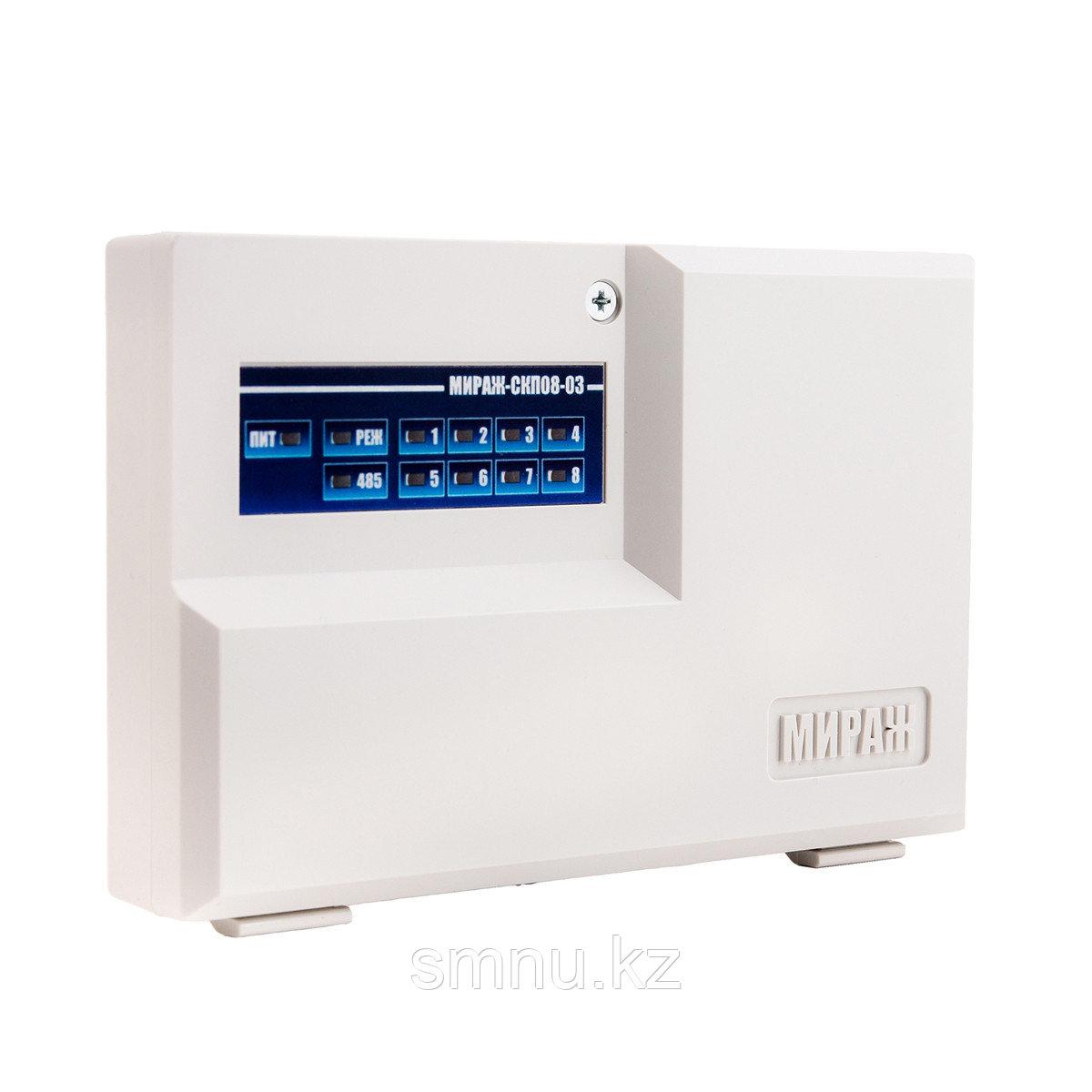 Мираж-СКП08-03 - Сетевая контрольная панель