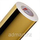 Металлизированная пленка золото-глянцевое (9286)  (1м х50м), фото 2