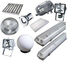 Светильники, прожекторы
