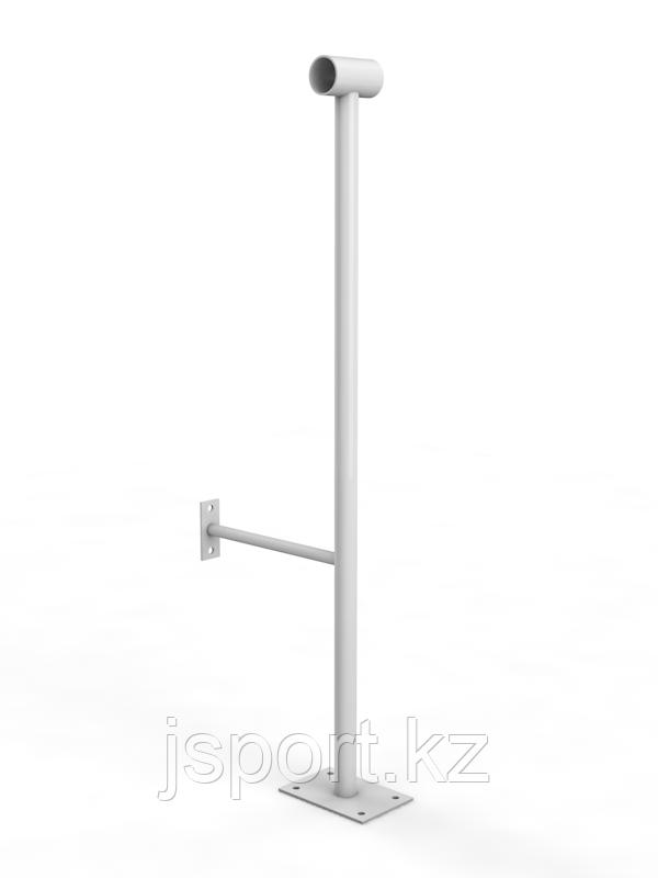 Однорядный напольно-пристенный кронштейн