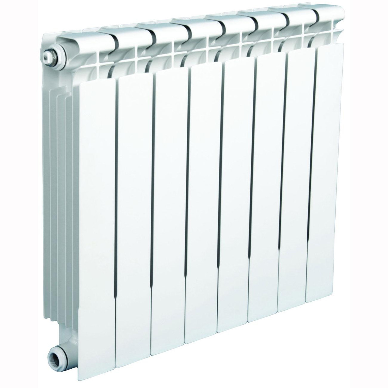 Радиатор алюминиевый CALORIE 500/8
