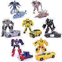 Супергерои, роботы, трансформеры