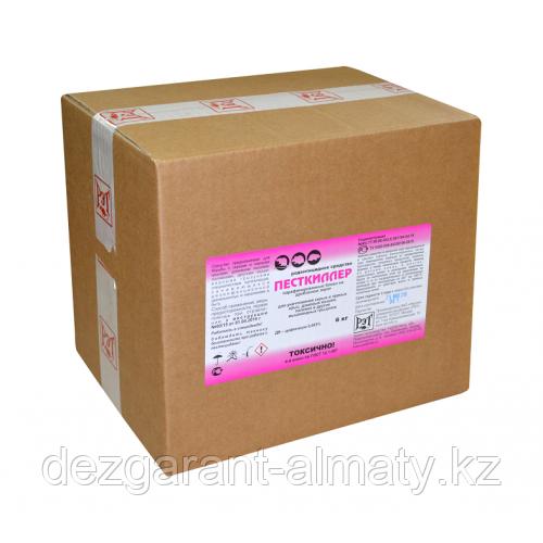 Песткиллер (парафин. брикеты коробка 6 кг.). Средство от крыс и мышей