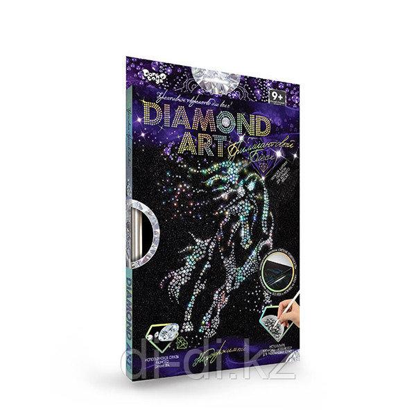 Алмазная мозаика Diamond Art - Лошадь