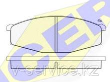 Тормозные колодки ICER 140347(REMSA 129.00)