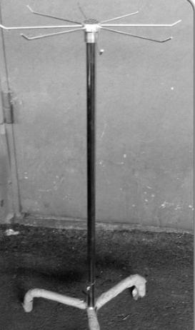 Стойка вертушка пр-во Турция 1-Н ярусный универсальный
