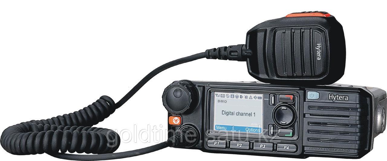 Радиостанция HYTERA MD-785G (H) 136-174 МГц, 256 кан.,50Вт, опция GPS, DMR