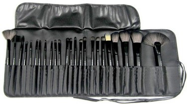 Набор кистей для макияжа MAC 24 штуки