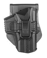 Fab defense Кобура правосторонняя для Glock 9mm Fab-Defense SCORPUS® MX G-9SR Level 2 Retention