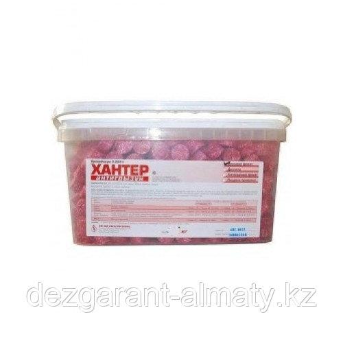 Хантер антигрызун (гранулы ведро 3 кг). Средство от крыс и мышей