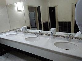 Туалетные перегородки 21