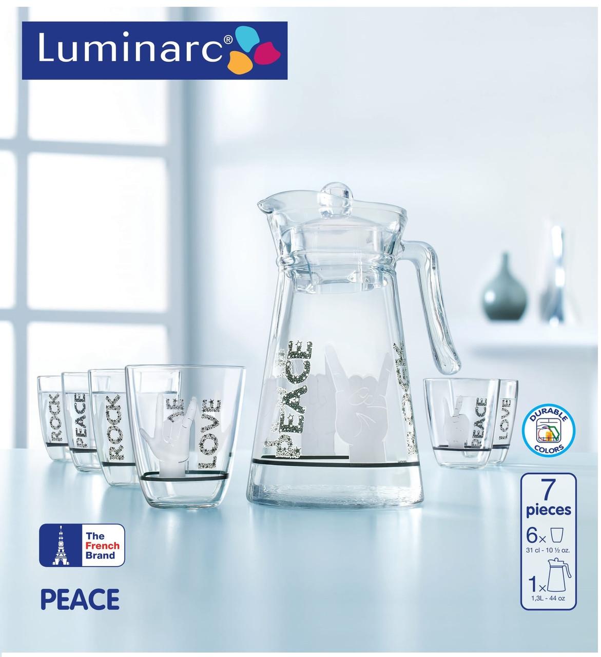 Набор Luminarc NEO PEACE 7 предметов