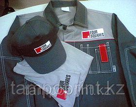 Вышивка на спецодежде (униформе)