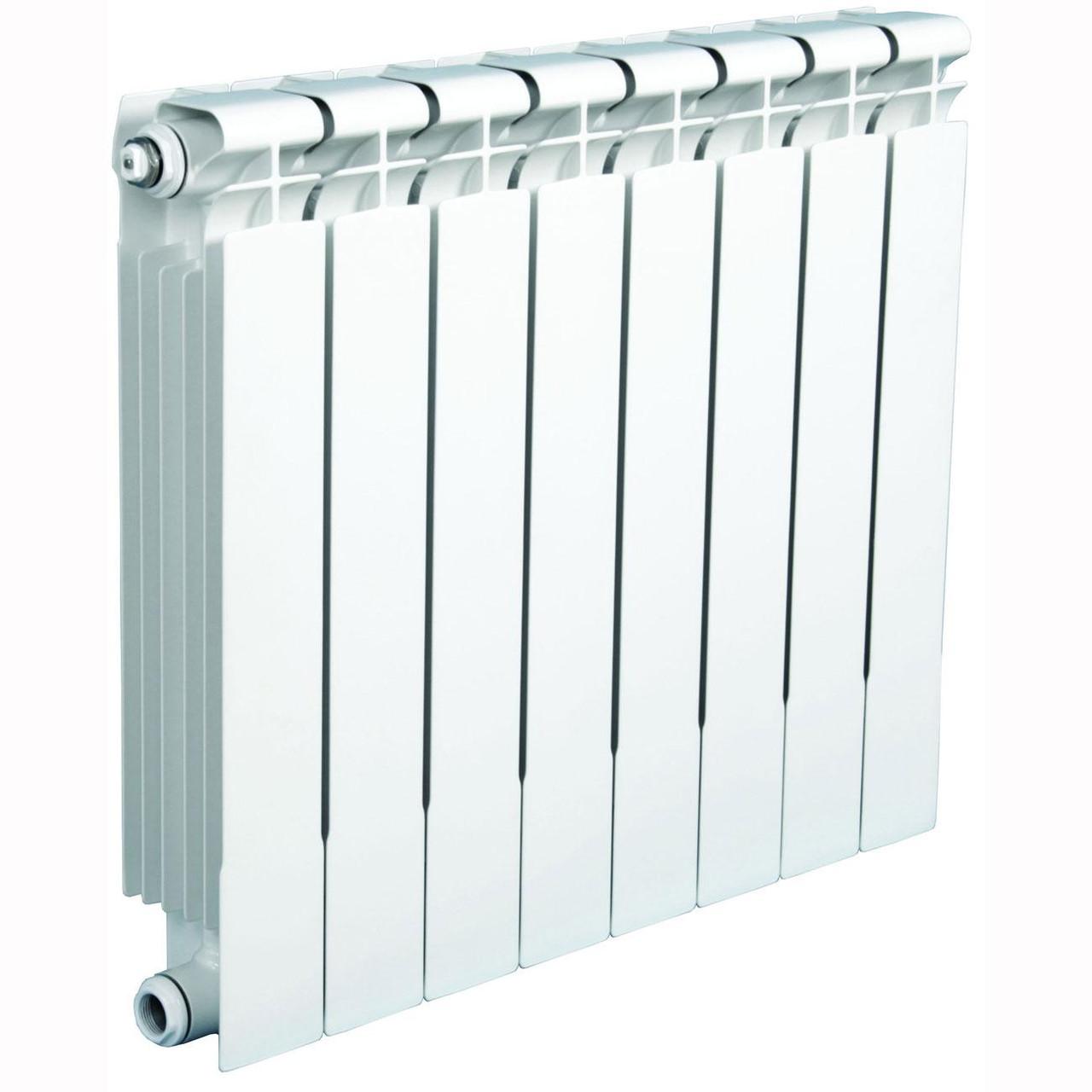 Радиатор алюминиевый UNO-CARTELLO 500/10