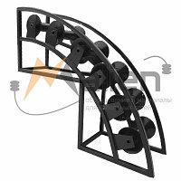 РКУ 6-150 Ролик кабельный угловой направляющий МАЛИЕН