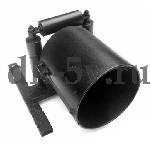 ВР 4-150Т Ролик кабельный направляющий для ввода кабеля в трубу