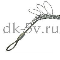 Разъемный (проходной) кабельный чулок КЧР50/1, 40-50мм, L=900мм, 1 петля МАЛИЕН