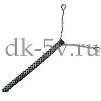КЧС65/2У, Кабельный чулок стандартный удлиненный, D 50-65 мм, L=1500 мм, 2 петли