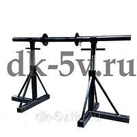 ДКВ-1К Домкрат кабельный винтовой, г/п до 1000 кг, тип - кабельные козлы