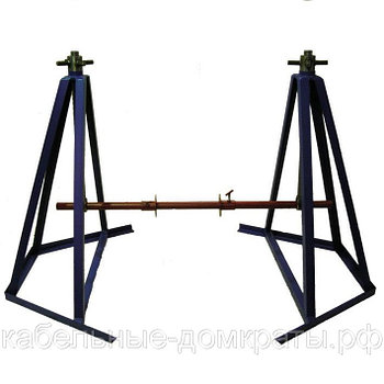 ДКМ-5М Домкрат кабельный винтовой, г/п до 5000 кг, до №26