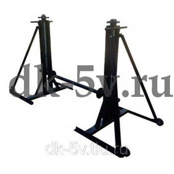 ДК-5ВРУ Домкрат кабельный винтовой разборный, до 5000 кг до №26