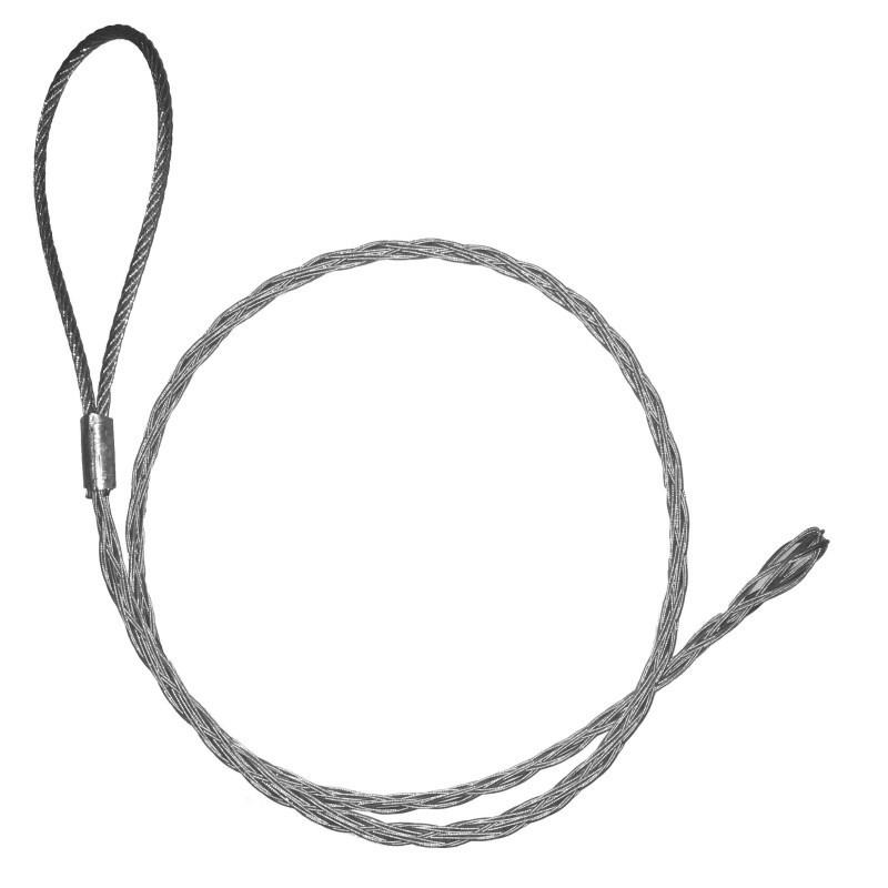 КЧЛ19/1 Кабельный чулок для легкого кабеля, d12-19 мм, L=450 мм, 1 петля МАЛИЕН